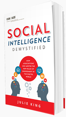 CSAE Publishes Social Intelligence Demystified, by Julie King