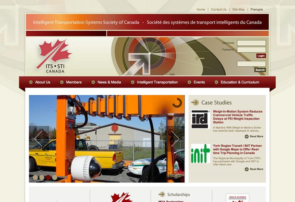 Intelligent Transportation Systems Society of Canada
